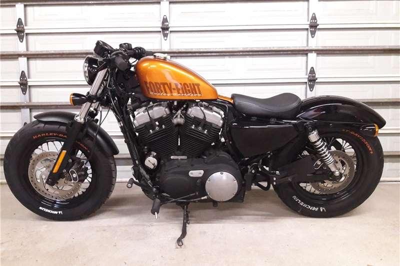 Used 2015 Harley Davidson Sportster