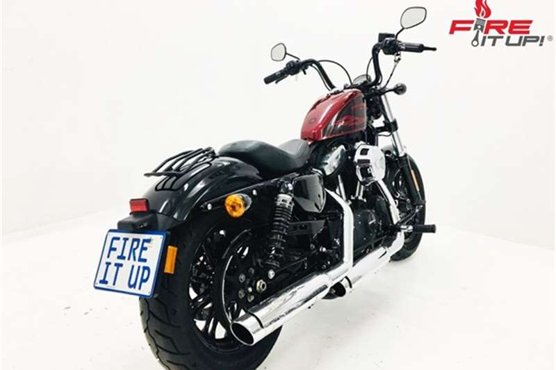 Harley Davidson Sportster Forty eight 2018