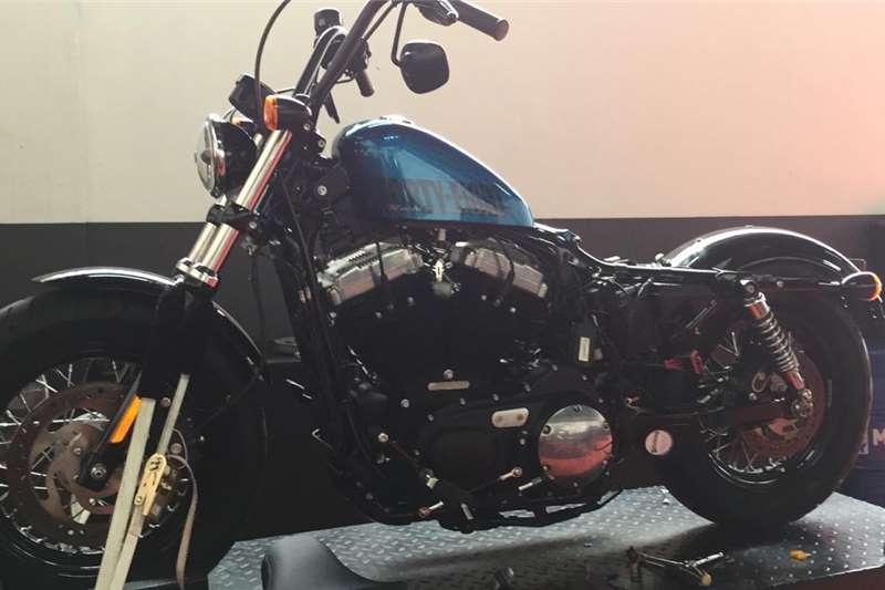 Used 2019 Harley Davidson Sportster