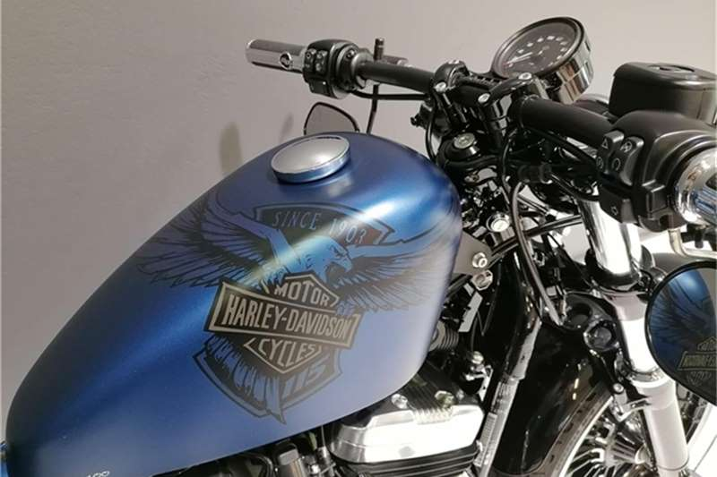 Harley Davidson Sportster Forty eight ABS 2018