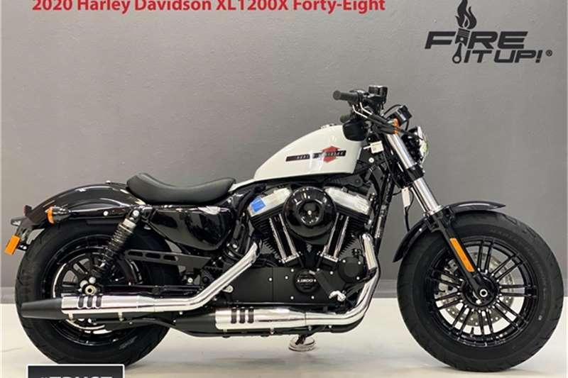 Harley Davidson Sportster Forty eight BRAND NEW 2020