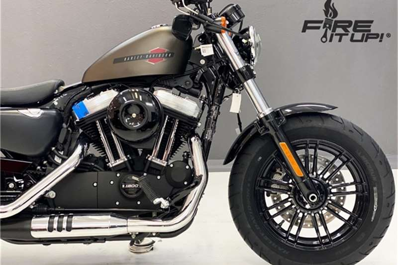 Harley Davidson Sportster Forty eight BRAND NEW 2021