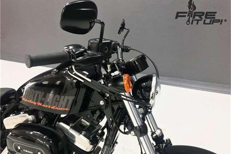 Harley Davidson Sportster Forty eight XL1200X 2015