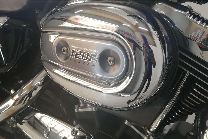 2007 Harley Davidson Sportster