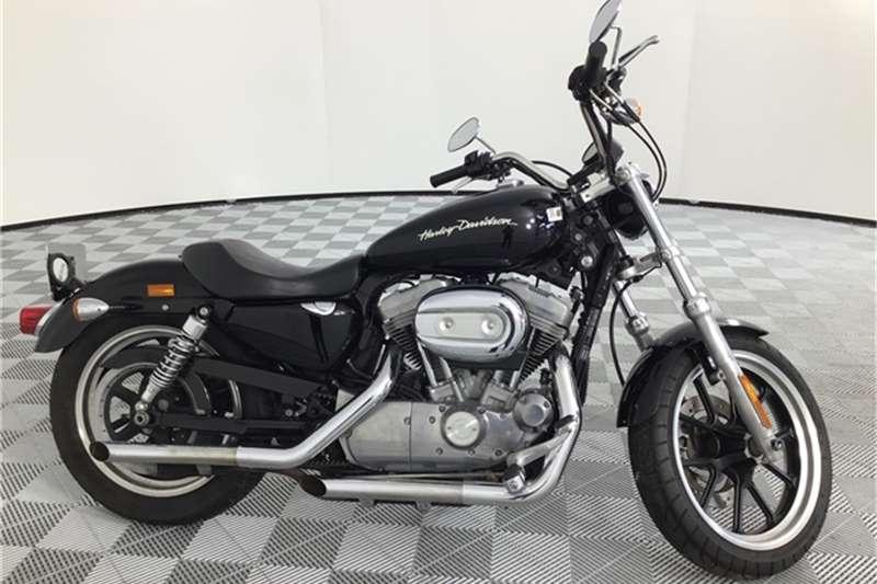 2011 Harley Davidson Sportster