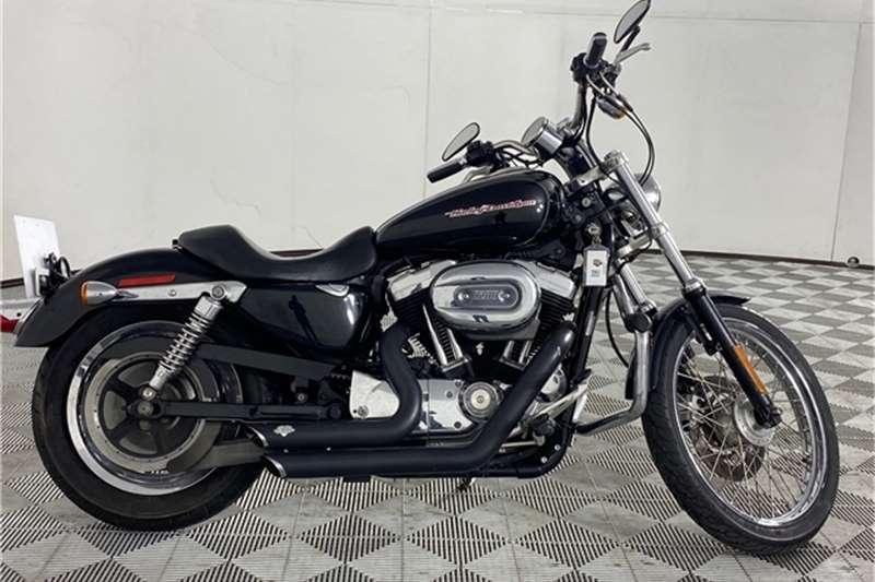 2010 Harley Davidson Sportster