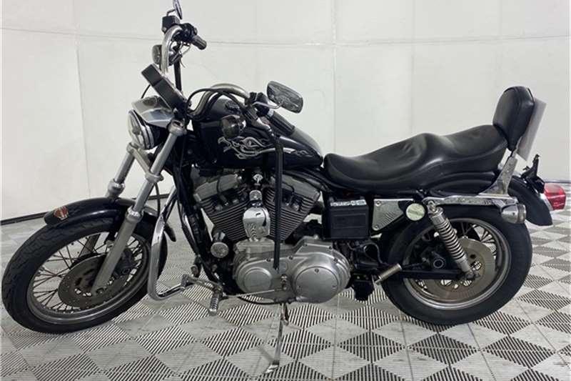 1997 Harley Davidson Sportster