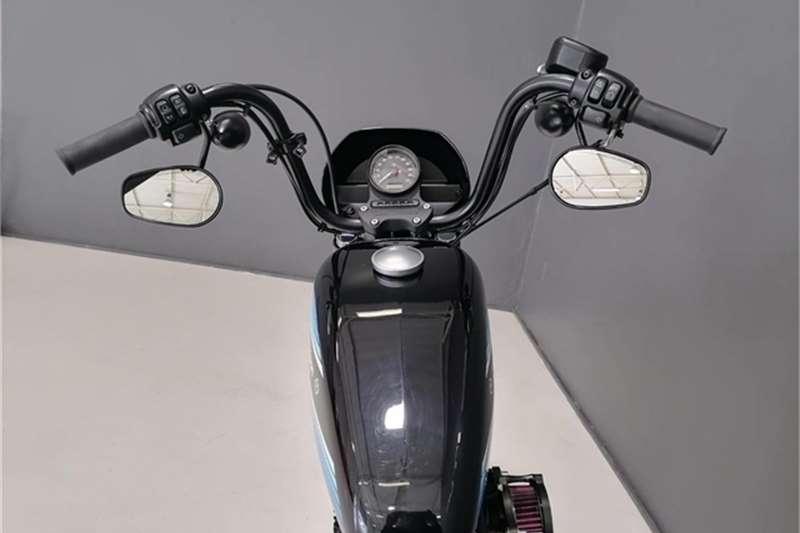 Harley Davidson Sportster Iron 1200NS 2019