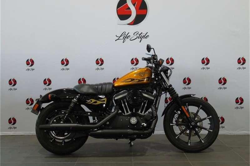 Harley Davidson Sportster Iron 2016