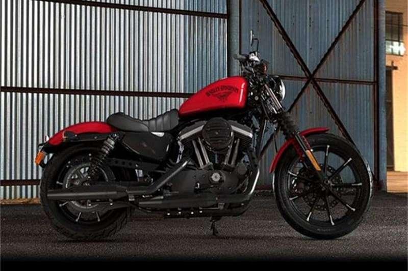 Harley Davidson Sportster Iron 2018