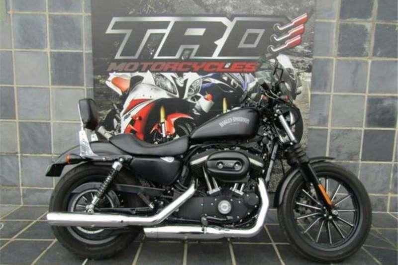 Harley Davidson Sportster IRON 883 2014