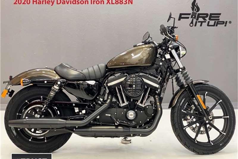 Harley Davidson Sportster Iron BRAND NEW 2020