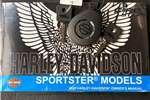 Harley Davidson Sportster Iron BRAND NEW 2021