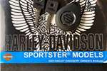 Harley Davidson Sportster Superlow BRAND NEW 2020