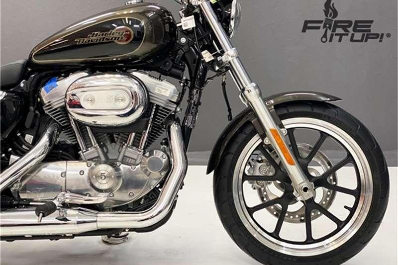 Harley Davidson Sportster Superlow BRAND NEW 2021