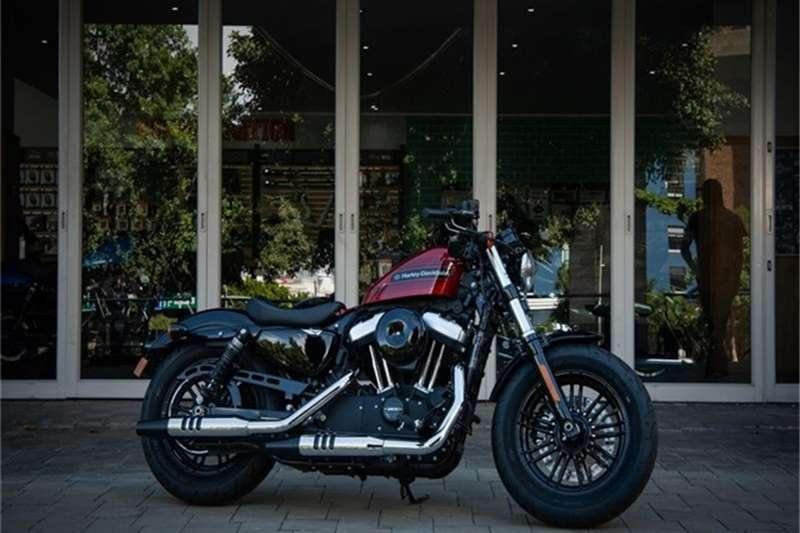 Harley Davidson Sportster XL 1200X Forty Eight 2017