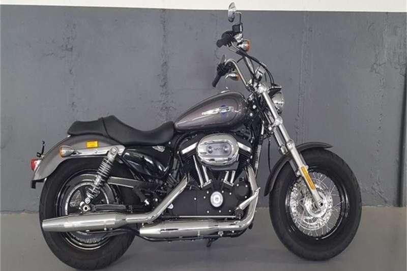 Harley Davidson Sportster XL1200 Cb 2016