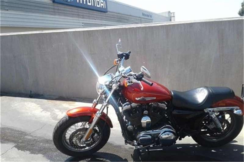 Harley Davidson Sportster XL1200 CUSTOM 2014
