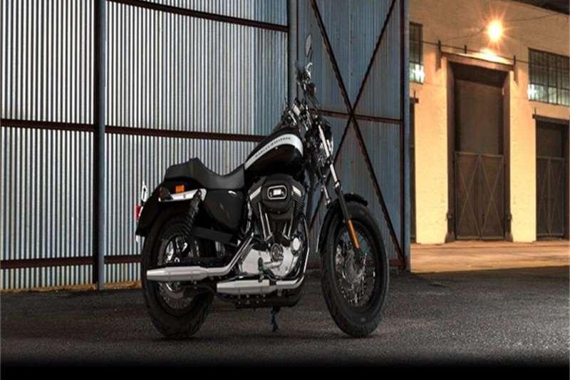2018 Harley Davidson Sportster
