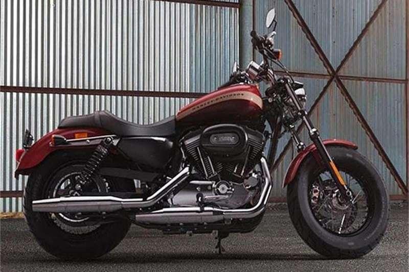 Harley Davidson Sportster XL1200 Custom 2019