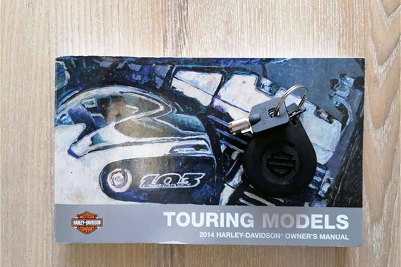 Harley Davidson Sportster XL1200C 2012