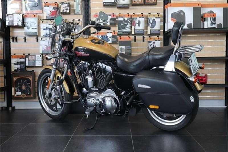 Harley Davidson Sportster XL1200T Super Low 2017