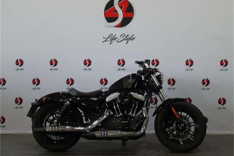 Harley Davidson Sportster XL1200X Forty Eight 2016