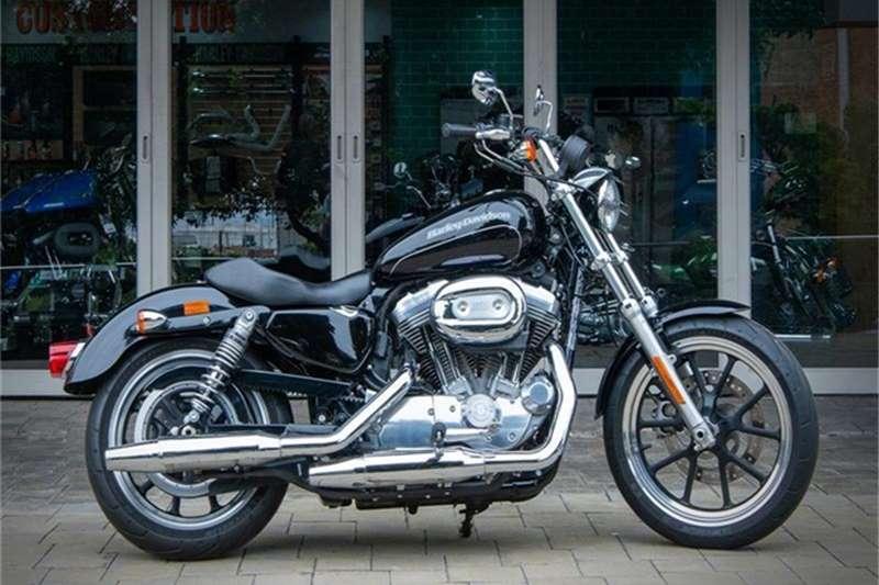 Harley Davidson Sportster XL883 N Iron 2018