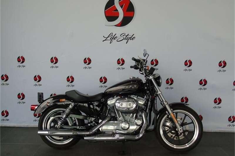 Harley Davidson Sportster XL883L SuperLow 2017