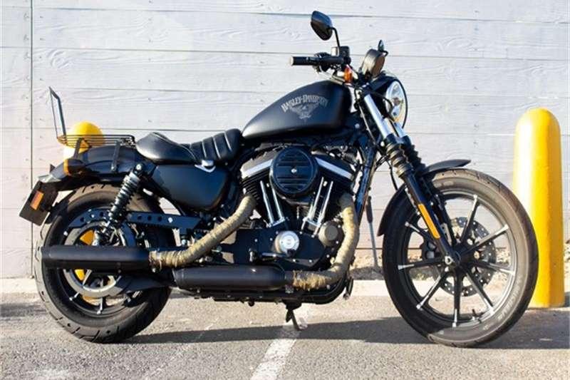 Used 2017 Harley Davidson Sportster