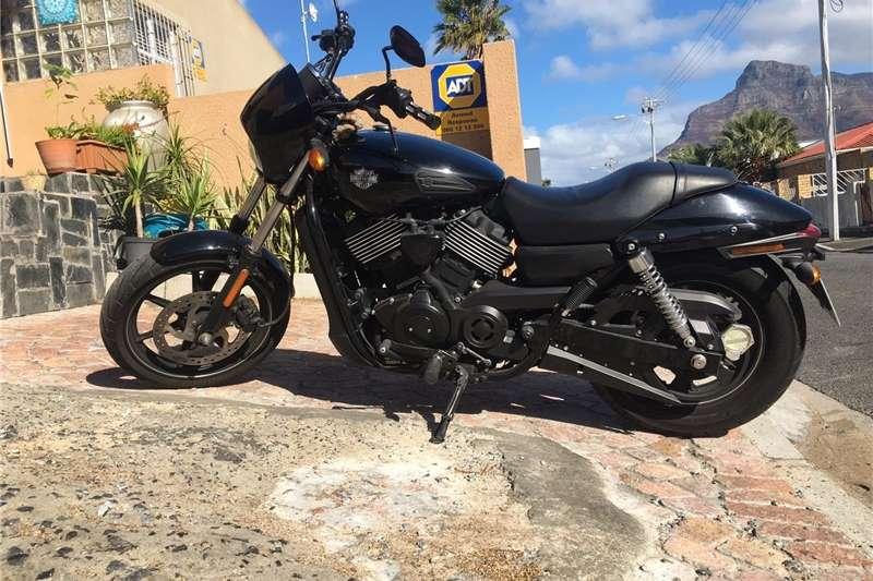 2016 Harley Davidson Springer