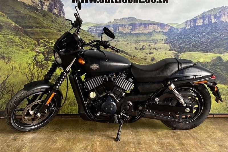 Harley Davidson Springer 2017