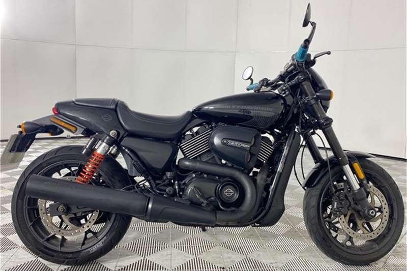 Used 2017 Harley Davidson