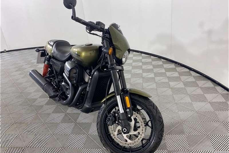 Used 2019 Harley Davidson