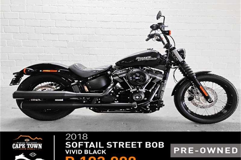 Used 2018 Harley Davidson Street Bob