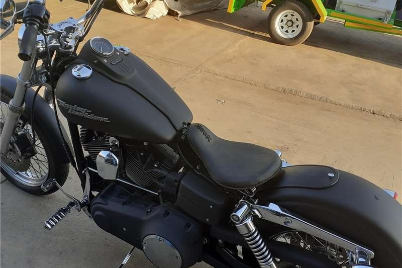Used 0 Harley Davidson Street Bob