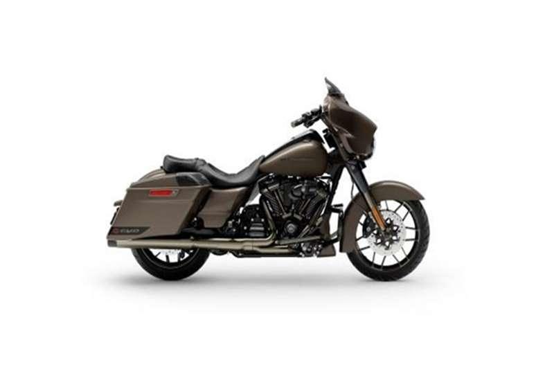 Used 2021 Harley Davidson Street Glide