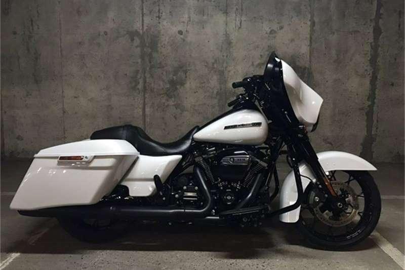 Used 2020 Harley Davidson Street Glide Special