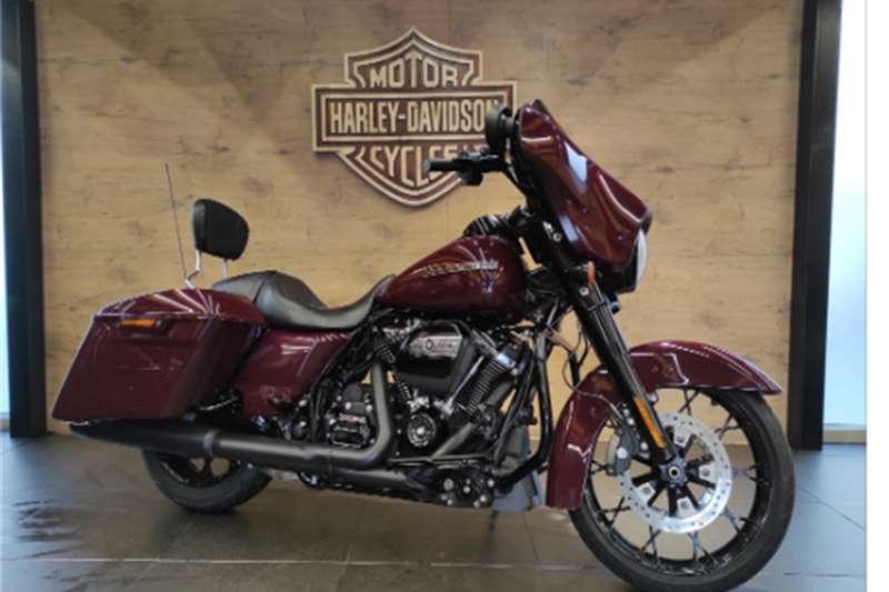 2020 Harley Davidson Street Glide Special