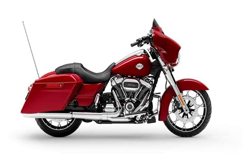 Used 2021 Harley Davidson Street Glide Special