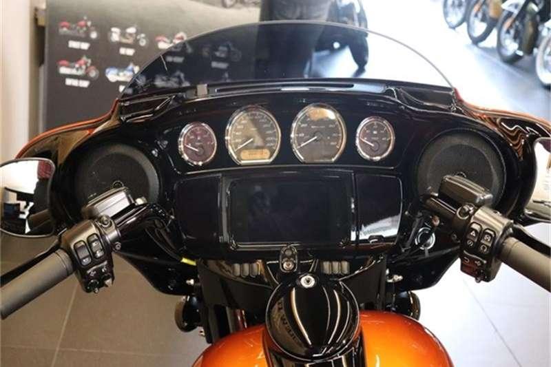 Harley Davidson Touring Street Glide Special 114 2019