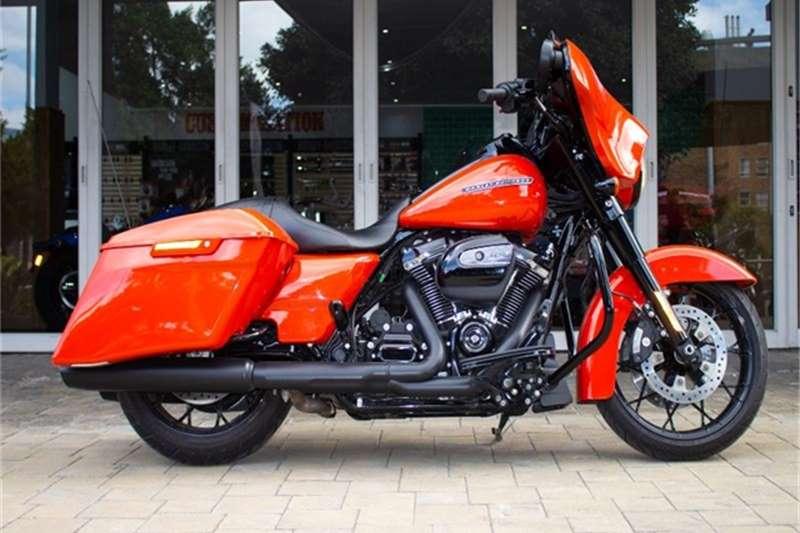 Harley Davidson Touring Street Glide Special 114 2020