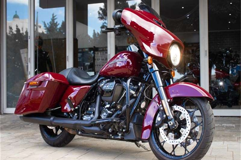 Harley Davidson Touring Street Glide Special 114 2020