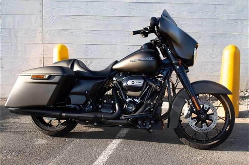 Used 2020 Harley Davidson