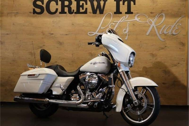 Harley Davidson Touring Street Glide Special 2015