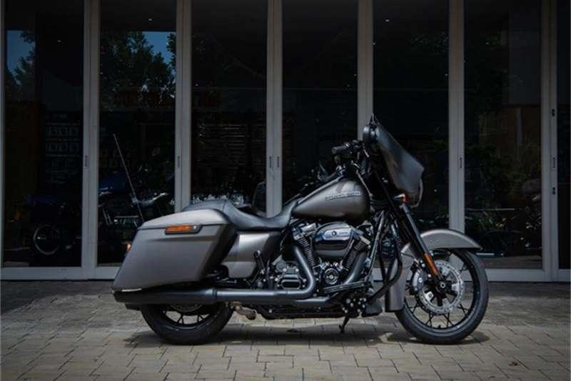 New 2020 Harley Davidson