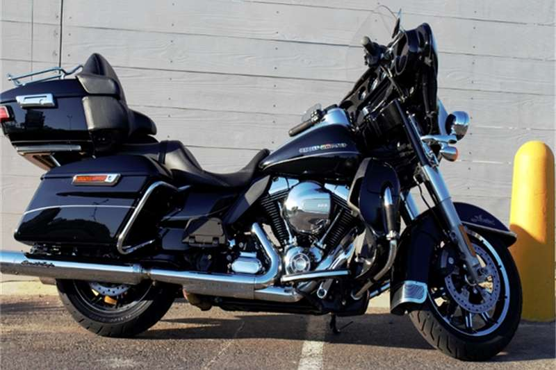 Used 2016 Harley Davidson