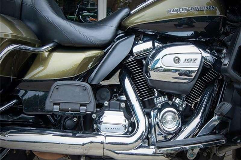 Harley Davidson Touring Ultra Limited 114 2018