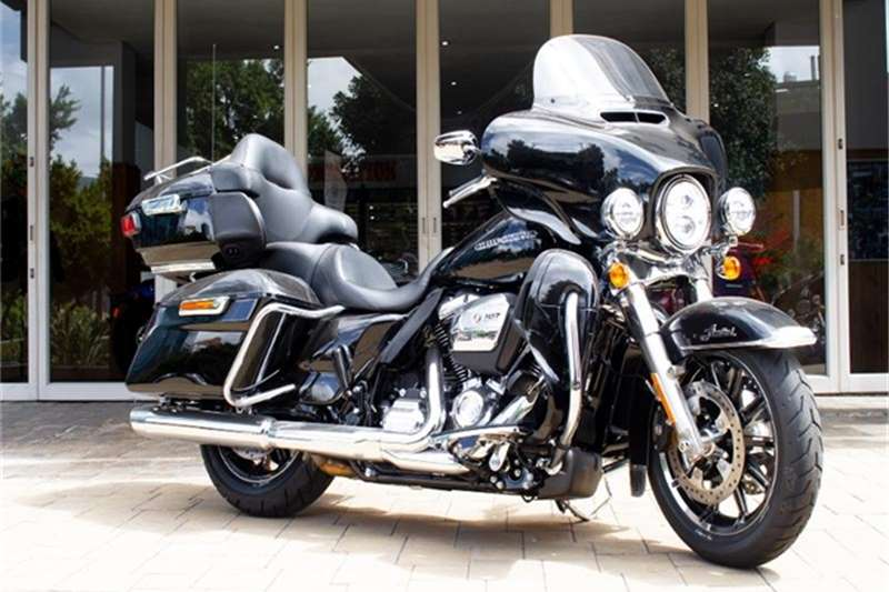 Harley Davidson Touring Ultra Limited 114 2018