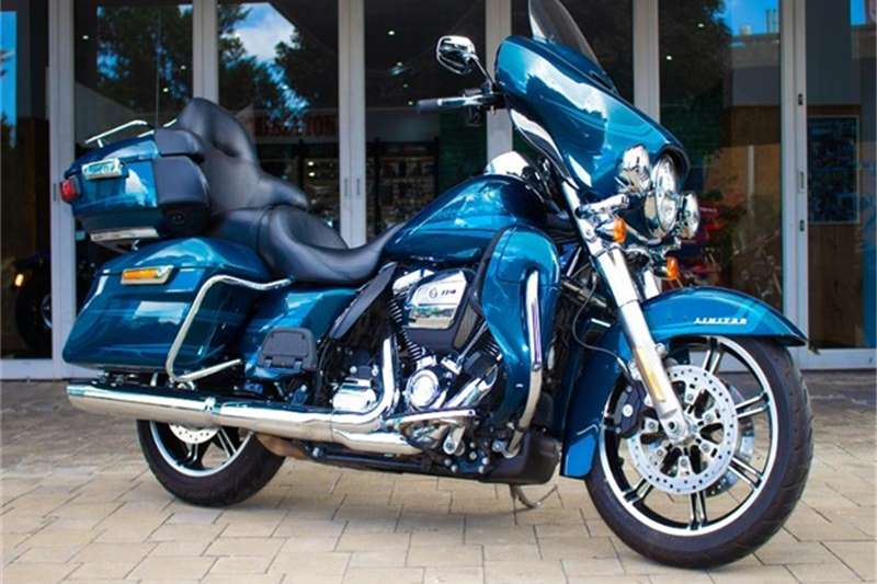 Harley Davidson Touring Ultra Limited 114 2020